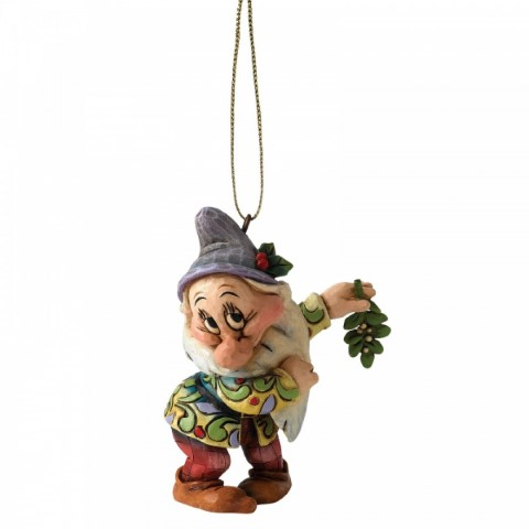 PREORDER Bashful Hanging Ornament