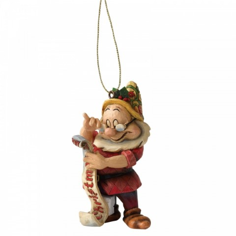 PREORDER Doc Hanging Ornament