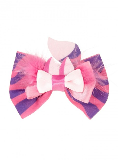 Alice in Wonderland - Cheshire Cat Hair Bow