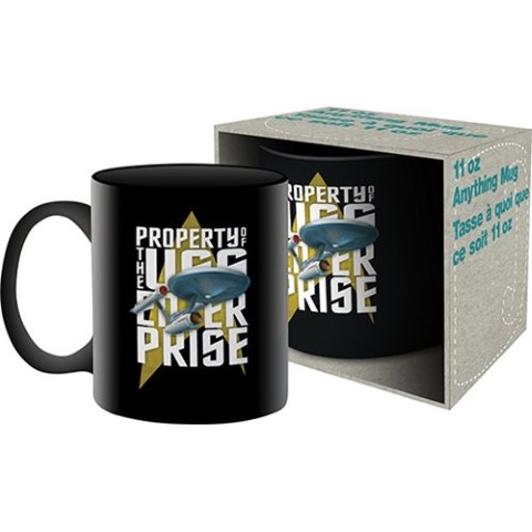 Star Trek USS Enterprise Mug