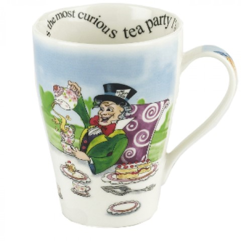 Alice in Wonderland 15oz Mug - Alice Tea Party