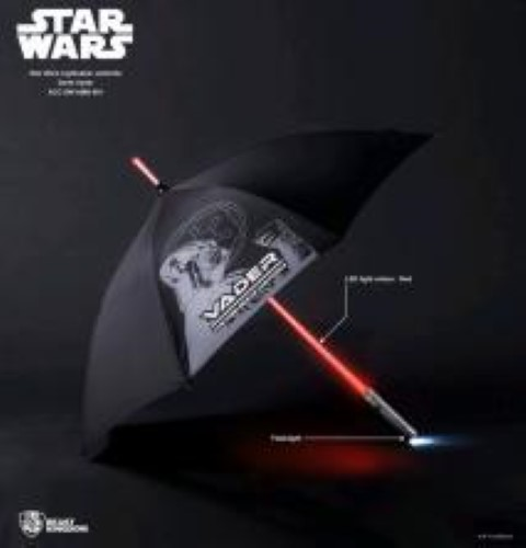 Star Wars - Darth Vader Lightsaber Umbrella