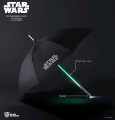 Star Wars - Luke Skywalker Lightsaber Umbrella