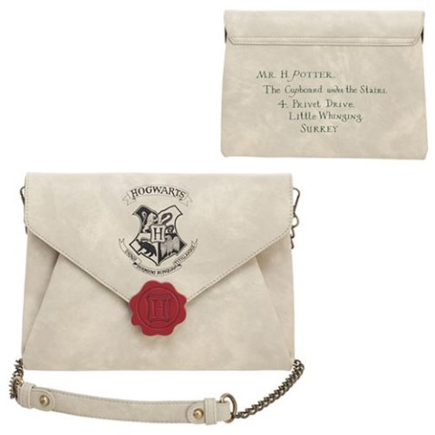 Harry Potter Envelope Clutch Purse