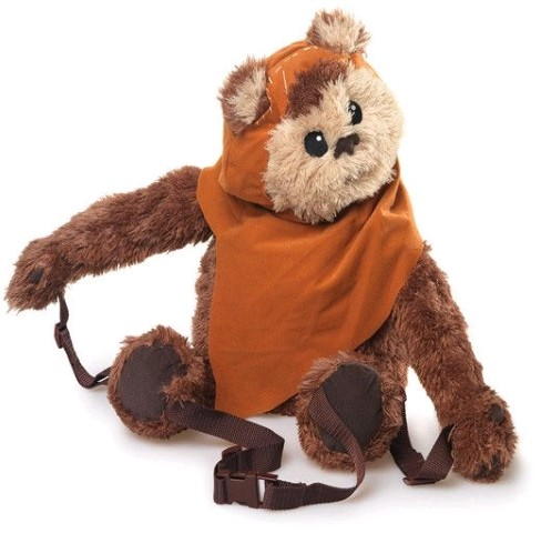 Star Wars - Wicket Back Buddy