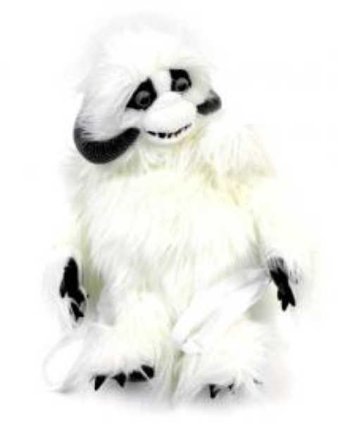 Star Wars - Wampa Back Buddy