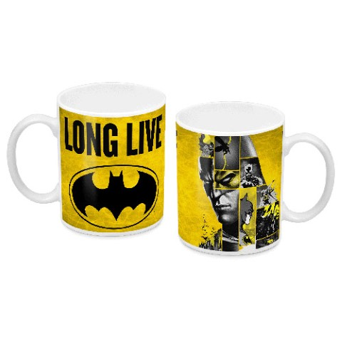 Batman Long Live Mug