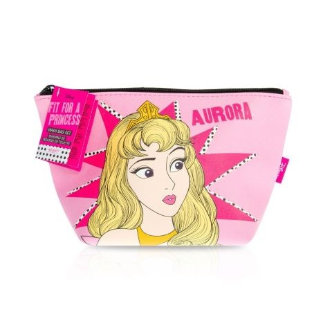 Disney Princess Aurora Cosmetic Bag Set