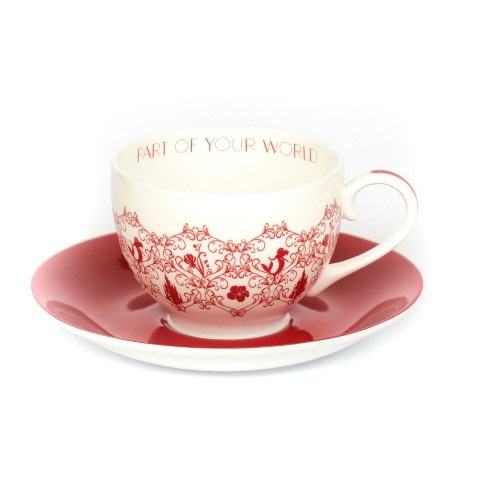 PREORDER  Ariel Colour Story Cup & Saucer