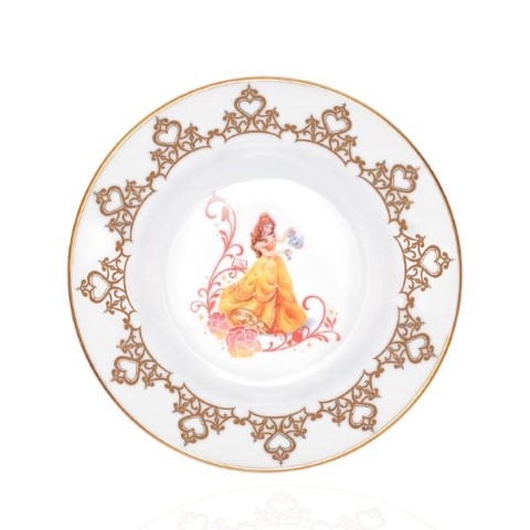 Beauty & The Beast Belle 6in Plate