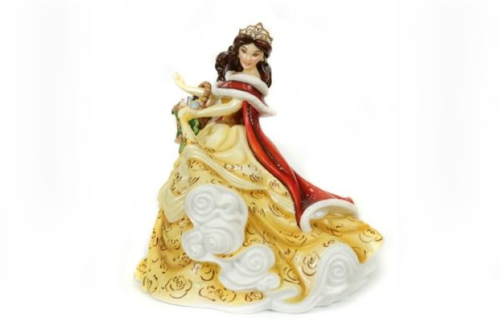 Beauty & The Beast  Winter Belle Limited Edition Statuette