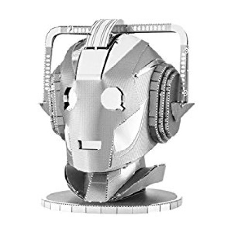 Metal Earth - Doctor Who - Cyberman Head