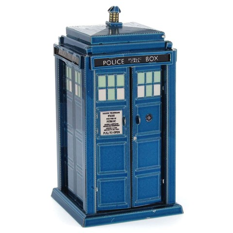 Metal Earth - Doctor Who - Tardis