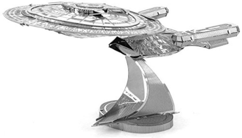 Metal Earth - Star Trek - NCC-1701-D