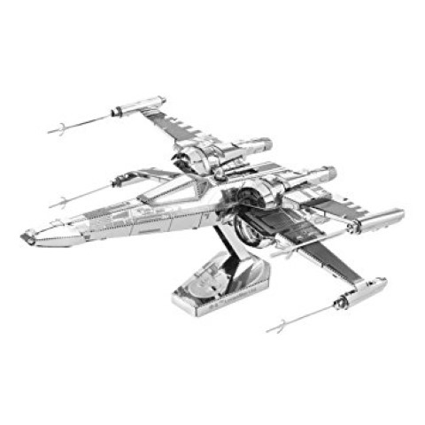 Metal Earth - Star Wars - Poe Damerons X-Wing Fighter