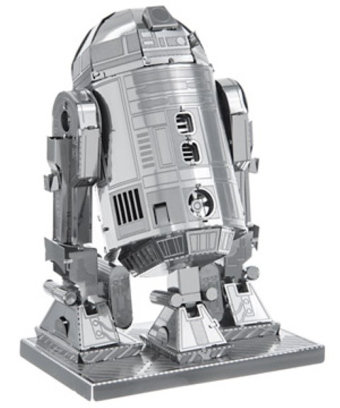 Metal Earth - Star Wars - R2D2