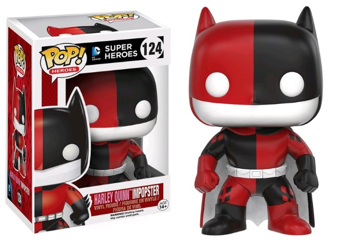 Batman - Batman as Harley Pop