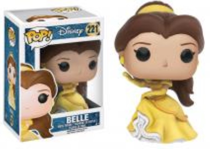 Beauty & The Beast - Belle Dancing Pop
