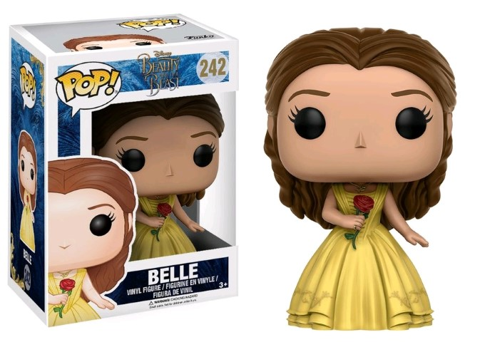 Beauty & The Beast - Belle Pop