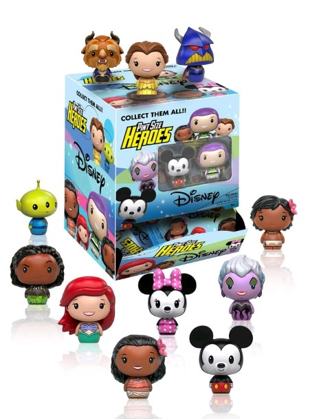 Disney - Pint Sized Heroes Figures - Blind Bag  GS