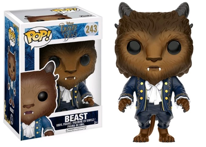 Beauty & The Beast - Beast Pop