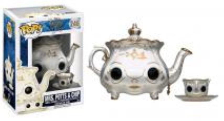 Beauty & The Beast - Mrs Potts and Chip Pop