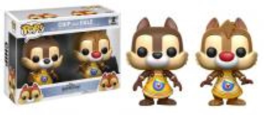 Kingdom Hearts - Chip and Dale Pop 2pk