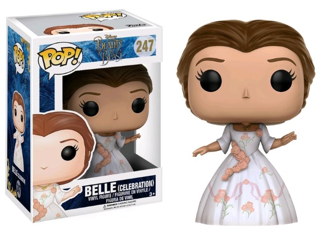 Beauty & The Beast - Belle (Celebration) Pop