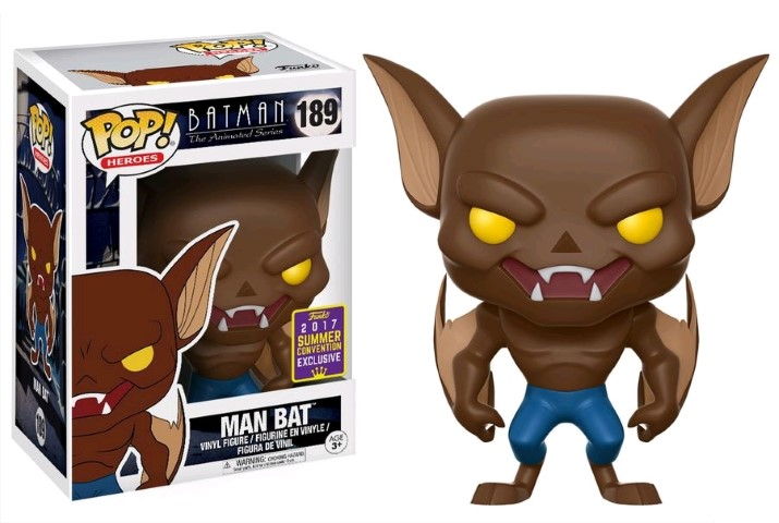 Batman Animated Series - Man-Bat Pop SD17