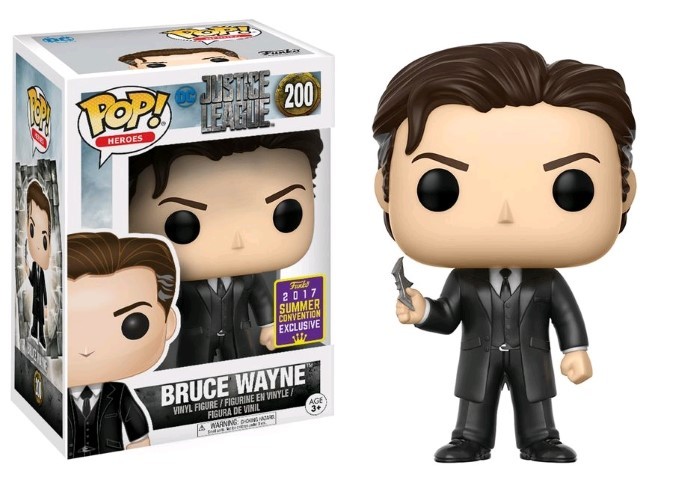 Justice League Movie - Bruce Wayne Pop SD17