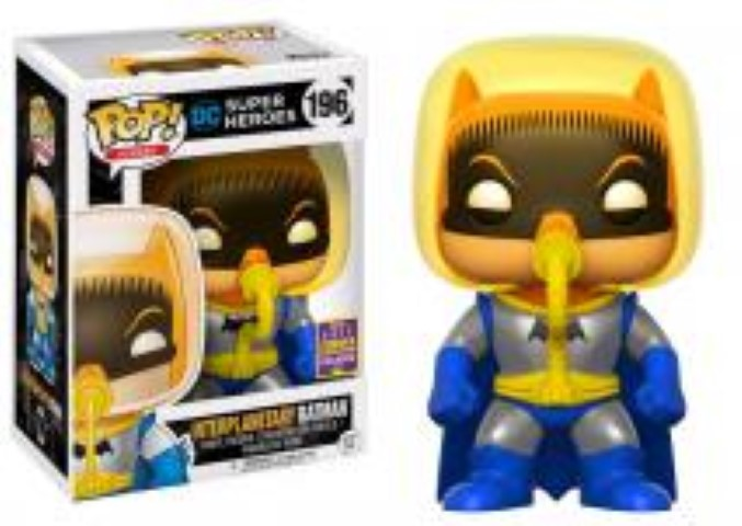Batman - Batman Interplanetary Pop SD17