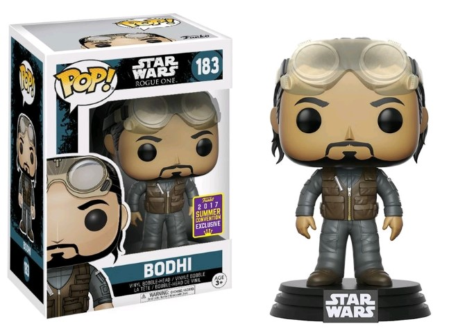 Star Wars Rogue 1 - Bodhi Pop SD17