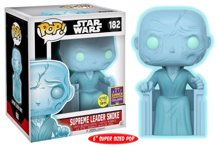 Star Wars - Snoke Holographic Glow 6
