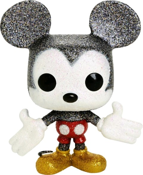 Mickey Mouse Diamond Glitter Pop