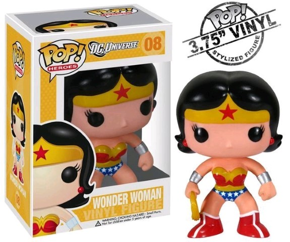 Wonder Woman Pop