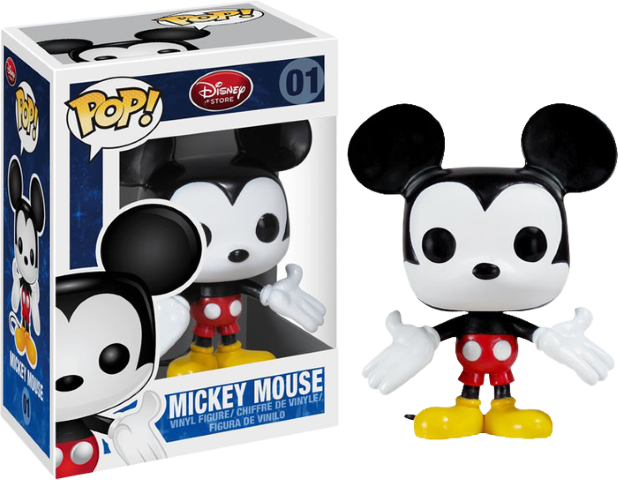 Disney - Mickey Mouse Pop
