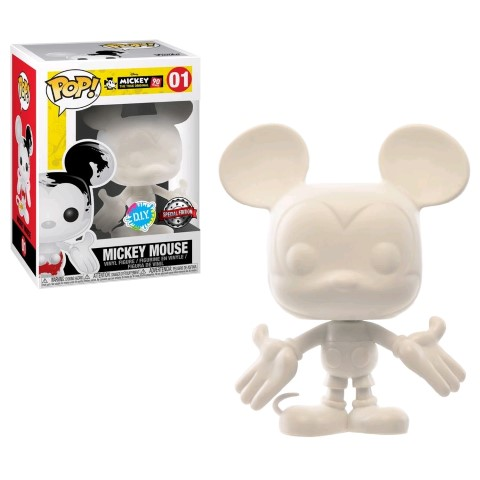 Mickey 90th DIY Pop