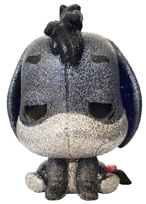 Eeyore Diamond Glitter Pop