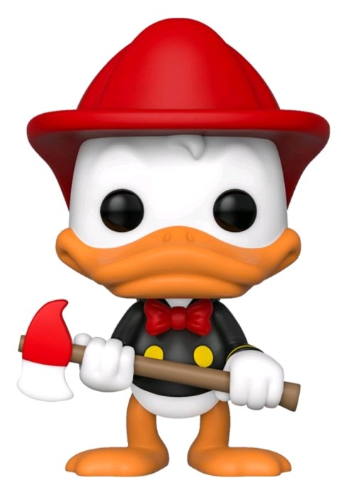 Donald Firefighter Anniversary NYCC 2019 Pop