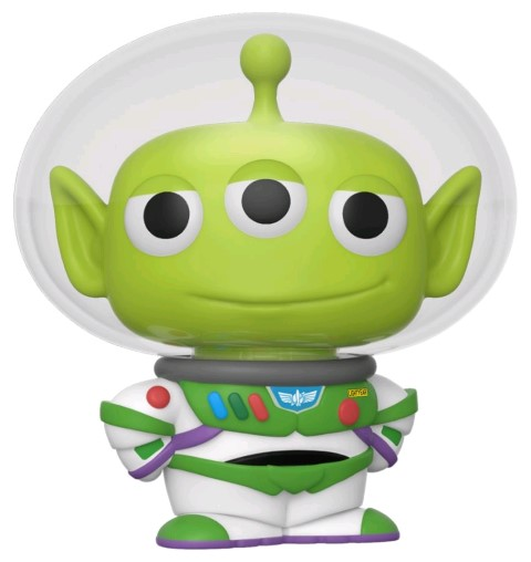Alien Remix Buzz Pop