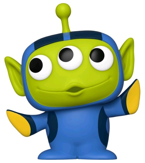 Alien Remix Dory Pop