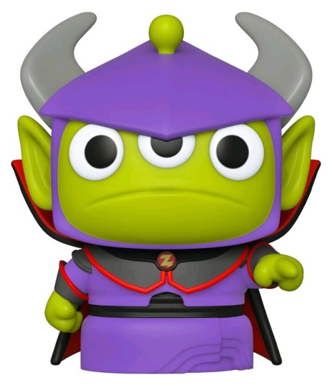 Alien Remix Zurg Pop