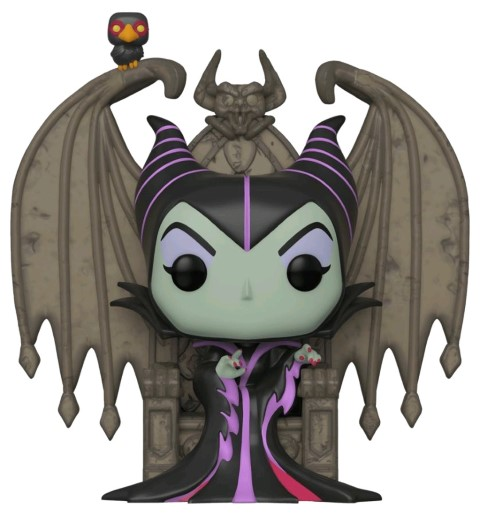 Maleficent on Throne Pop Vinyl