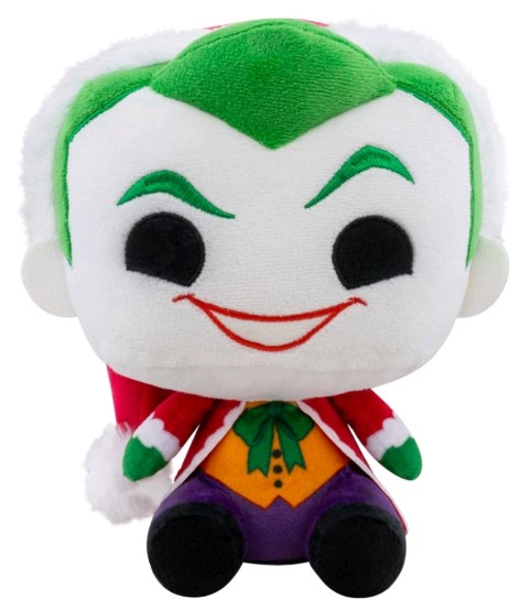 PREORDER Santa Joker Holiday Plush