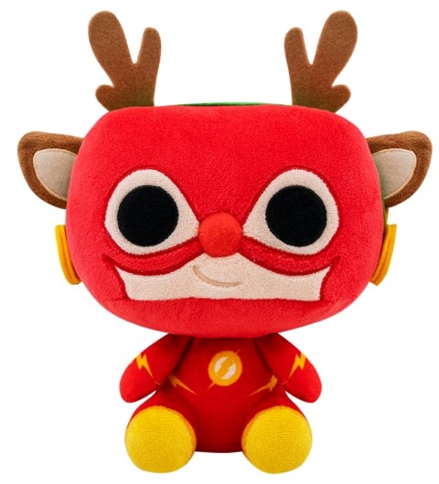 PREORDER Rudolph Flash Holiday Plush