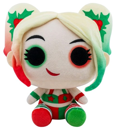PREORDER Holly Quinn Holiday Plush