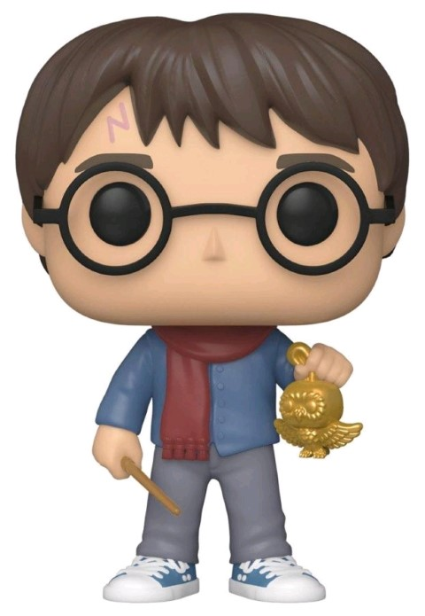 Harry Potter Harry Holiday Pop