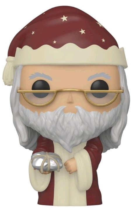 Harry Potter Dumbledore Holiday Pop