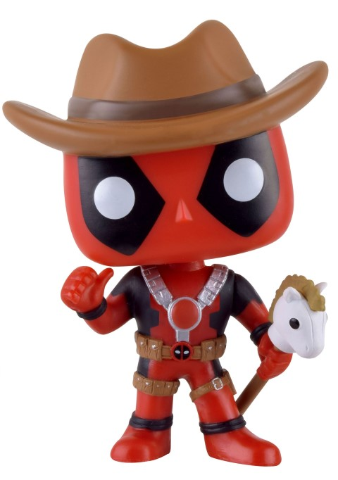 Deadpool - Cowboy Deadpool Pop SD16