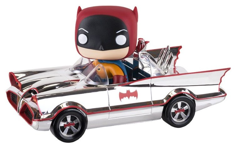 Batman 1966 - Batmobile CH Pop Ride SD16